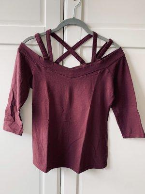 Tally Weijl Carmen shirt veelkleurig Katoen