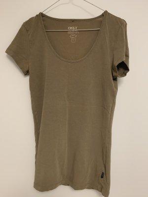 Shirt oliv grün