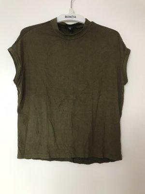Shirt olive khaki, Amisu S