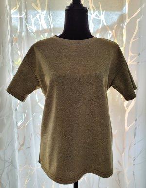 Shirt Ontwelfth Gr.S NEU gold