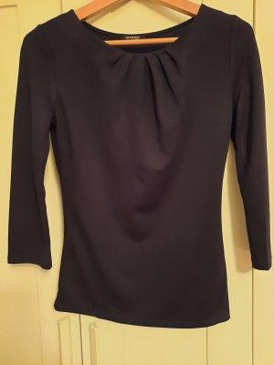 Shirt Orsay marineblau Gr S