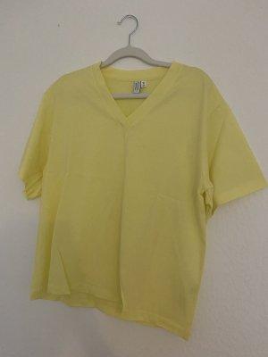& otherStorys T-shirt geel-sleutelbloem