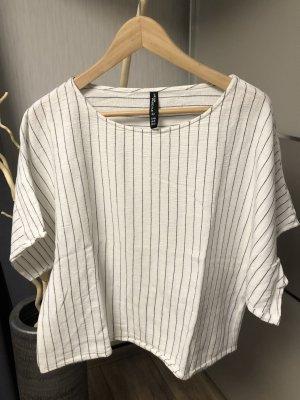 Shirt oversize gestreift