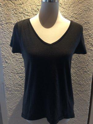 H&M Divided Camicia oversize grigio scuro