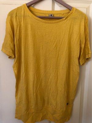 17&co Oversized shirt goud Oranje