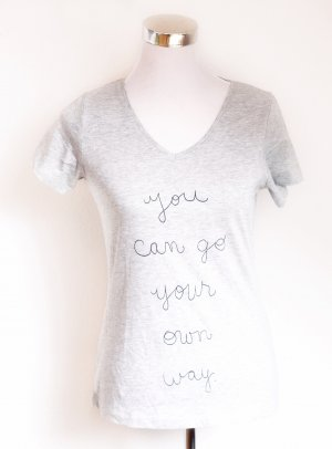 "Shirt ""own way"""
