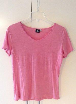 Shirt pink 100% M-Wolle
