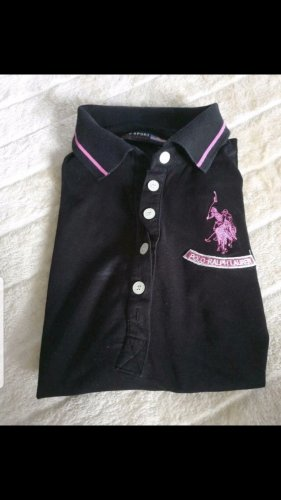 Polo Polo shirt zwart