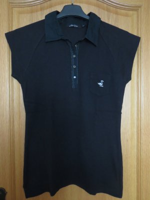 Shirt, Poloshirt, Gr.L, dunkelblau