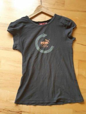 Puma T-shirt gris anthracite