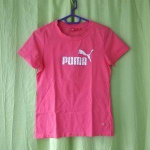 """Shirt """"Puma"""" lachsfarben"""