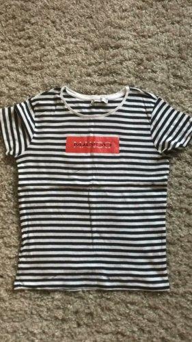 Shirt Ringelshirt Mango