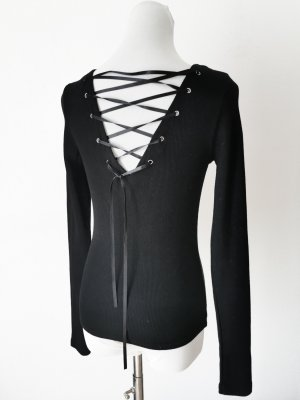 Koolook Knitted Jumper black