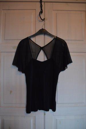 Shirt Schultern transparent