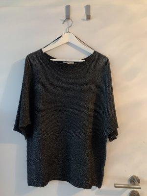 Shirt schwarz/silber