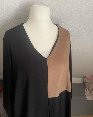 SIGNORA V-Neck Shirt multicolored