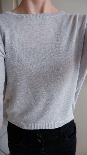 Jennyfer Camicia maglia argento