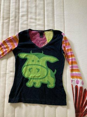 Custo Barcelona T-Shirt multicolored