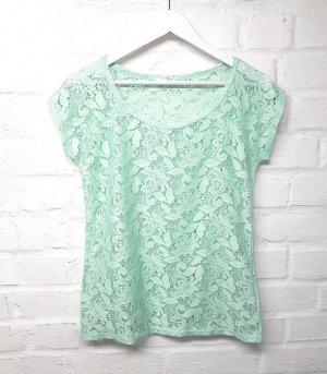 Shirt Spitze Mint Grün Sutherland Gr. S/ M