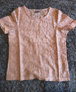 Shirt Spitze rosa Vero Moda XS