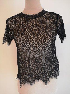 Shirt Spitzenshirt Neu