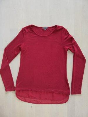 Shirt, Street One, rot, Gr. 34