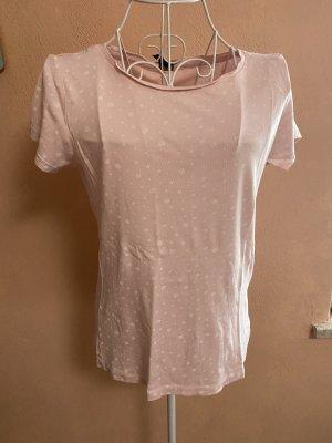 Shirt T-Shirt Gr. 34 Rosa