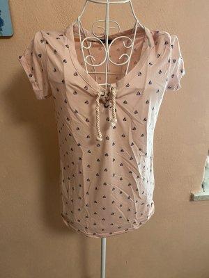 Sublevel Camiseta rosa