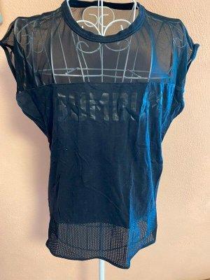 BumBum T-shirt de sport noir