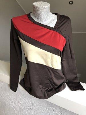 Chaloc Camicia lunga multicolore