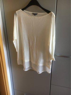 Tommy Hilfiger Camicia a tunica bianco sporco
