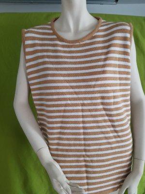 Shirt Top Achselshirt ärmellos Bluse encadèe 50 52