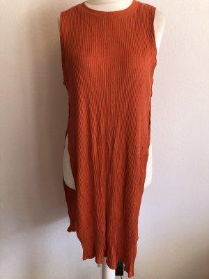 Amisu Top long orange foncé-orange