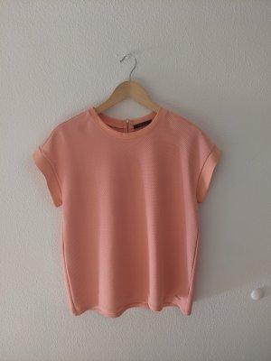 Mohito Basic Shirt apricot-pink
