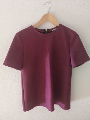 Shirt Top Zustand violett