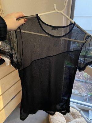 Shirt transparent von Marc o'polo