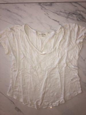 Shirt - Transparentes Weiß