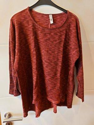 Shirt Tredy weinrot 42