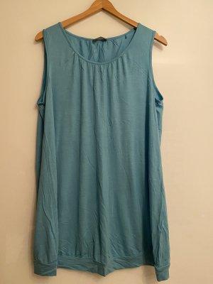 Triangle Oversized shirt lichtblauw