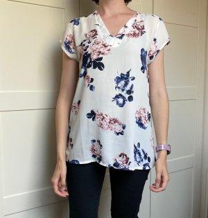 Shirt tshirt Adler Blumen