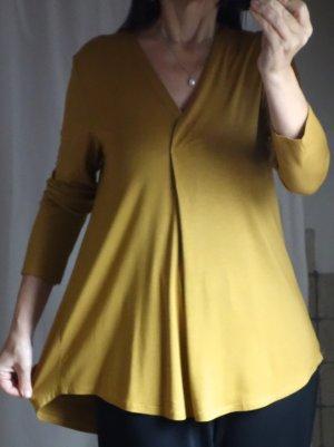 Made in Italy Tunique jaune foncé
