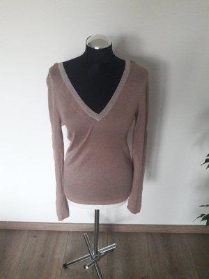 Vila V-Neck Shirt pink