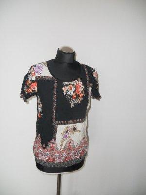 Shirt vila Muster Gr. M