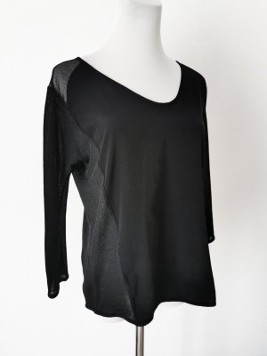 Zara Knitted Jumper black