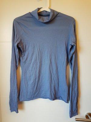 armedangels Turtleneck Shirt cornflower blue