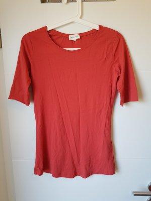 armedangels T-shirt zalm-lichtrood