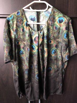 Basler Shirt met print veelkleurig