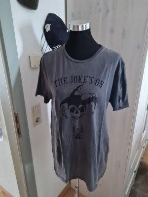 Boss T-shirt grijs