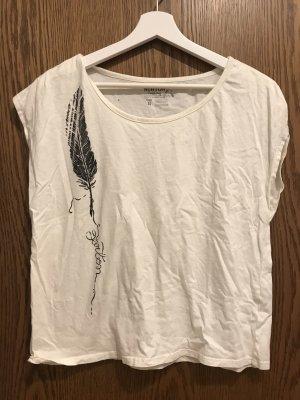 Shirt von Burton, Gr. M, Creme