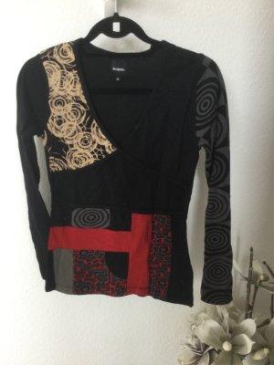 Desigual Shirt basique multicolore